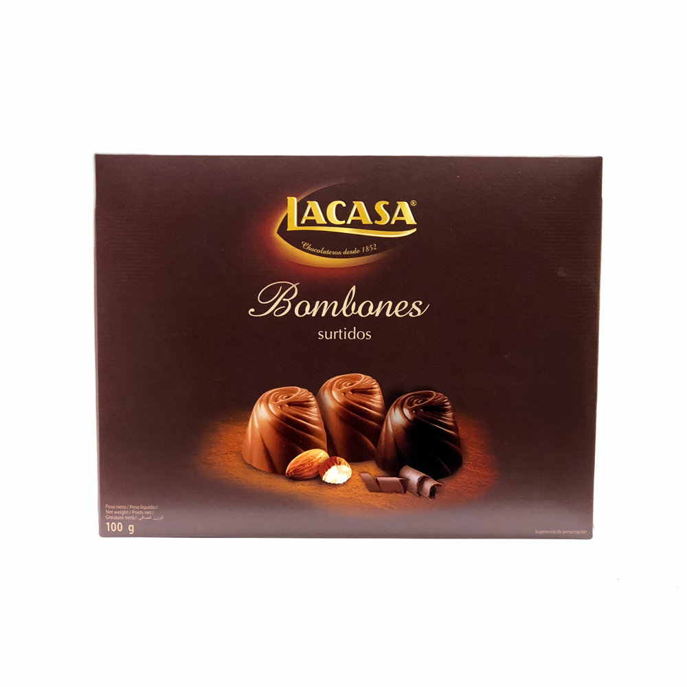Lacasa Assorted Chocolate