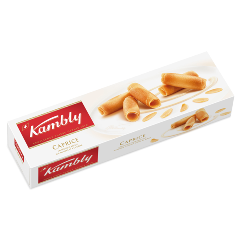 Kambly Caprice Biscuits