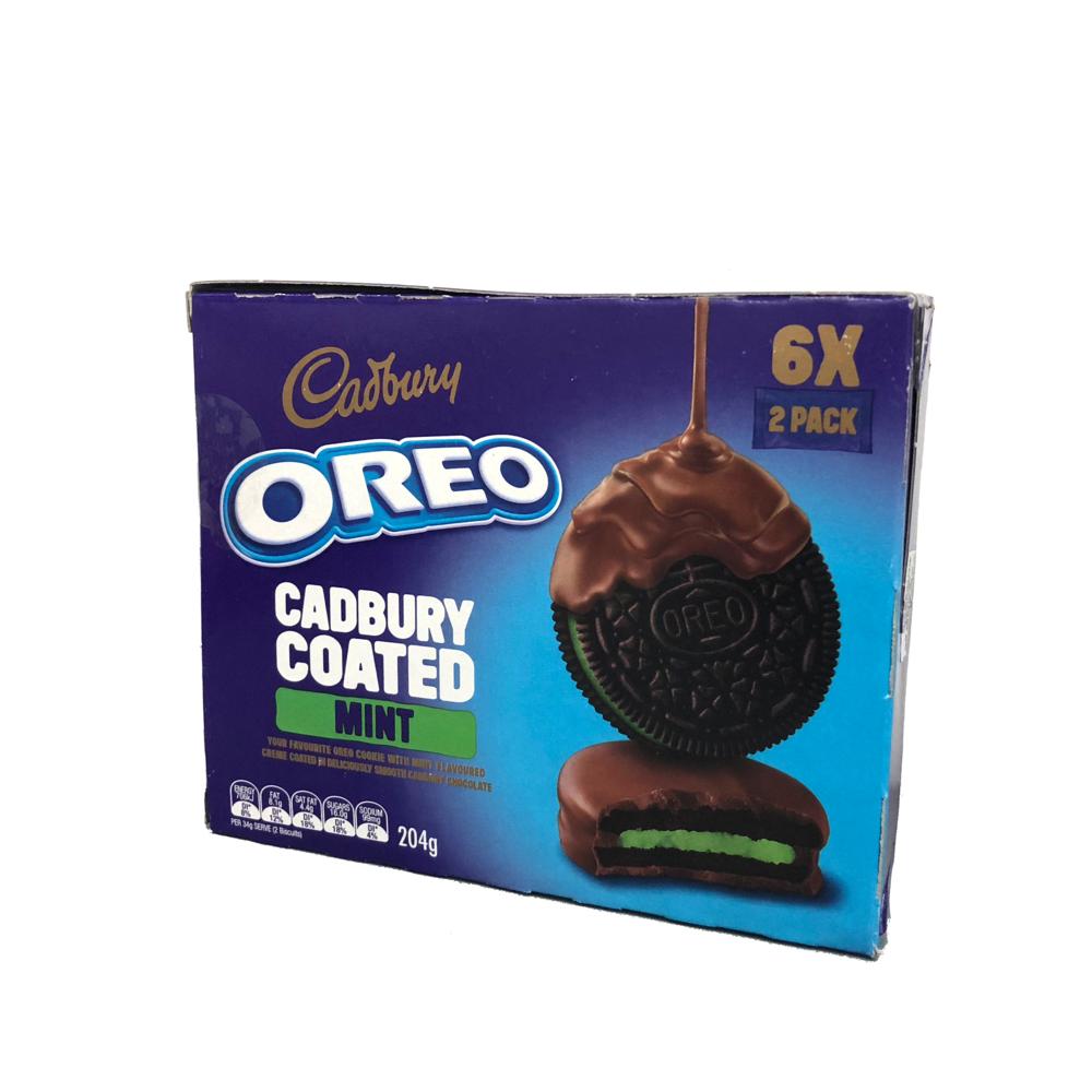 Cadbury Coated Mint Oreo