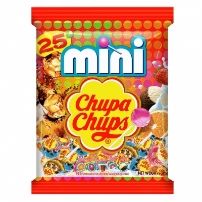 Mini Chupa Chups Lollipops