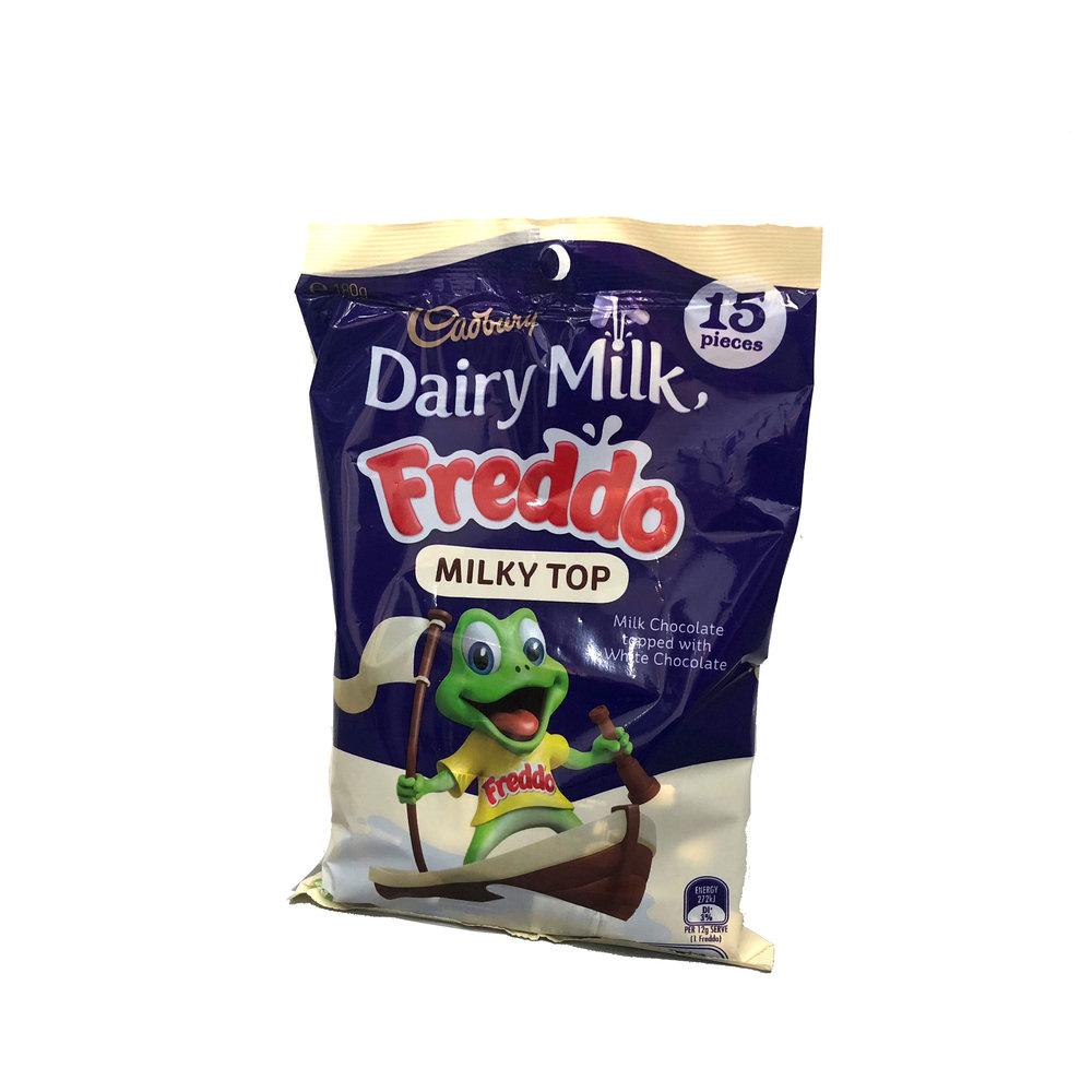 Cadbury Freddo Milky Top
