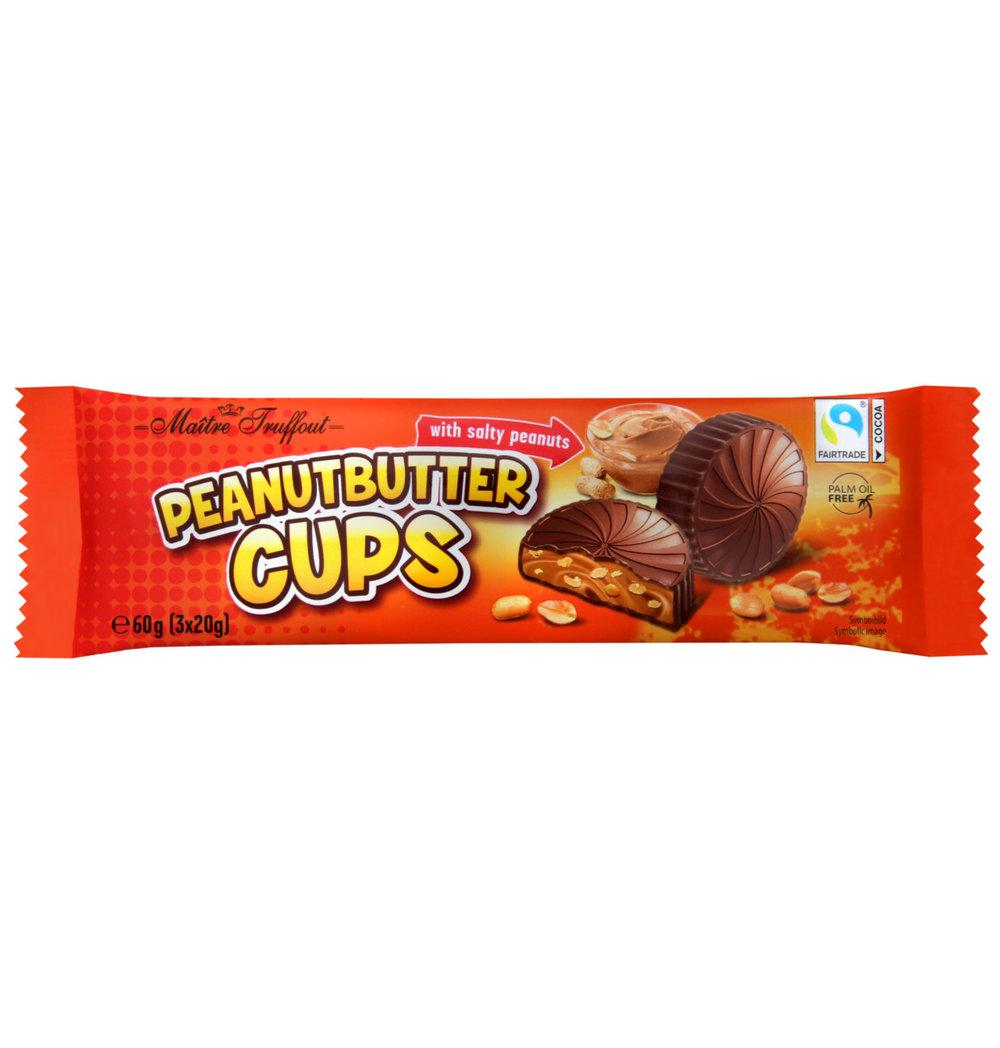 Maitre Truffout Peanut Butter Cups