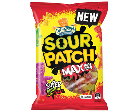 TNCC Sour Patch MAX Sweets