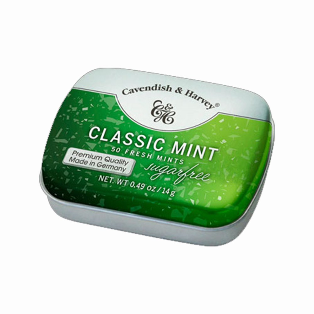 Cavendish & Harvey Classic Mint