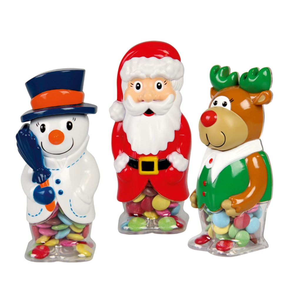 Windel Choco-Clicker® Christmas figures