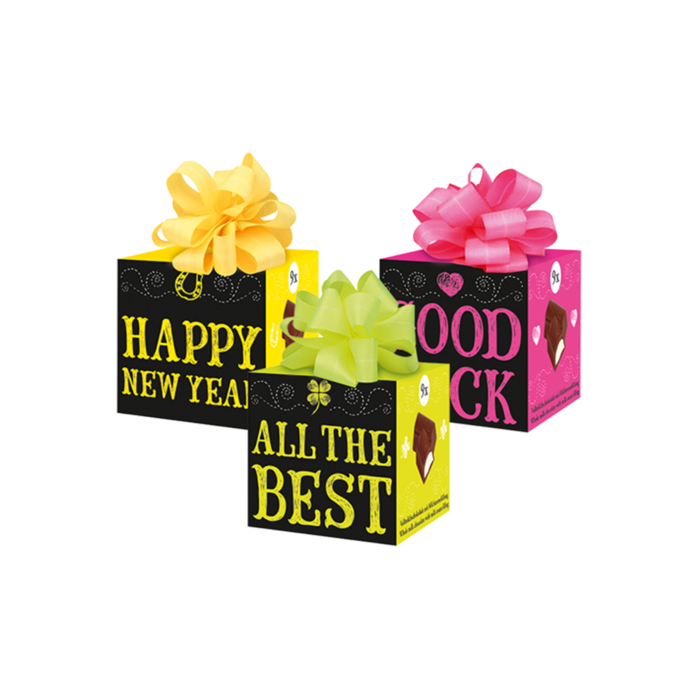 "Windel ""Good Luck"" Gift Box"