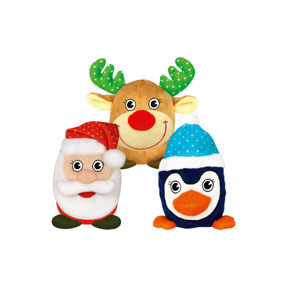 Windel Funny Christmas Heads