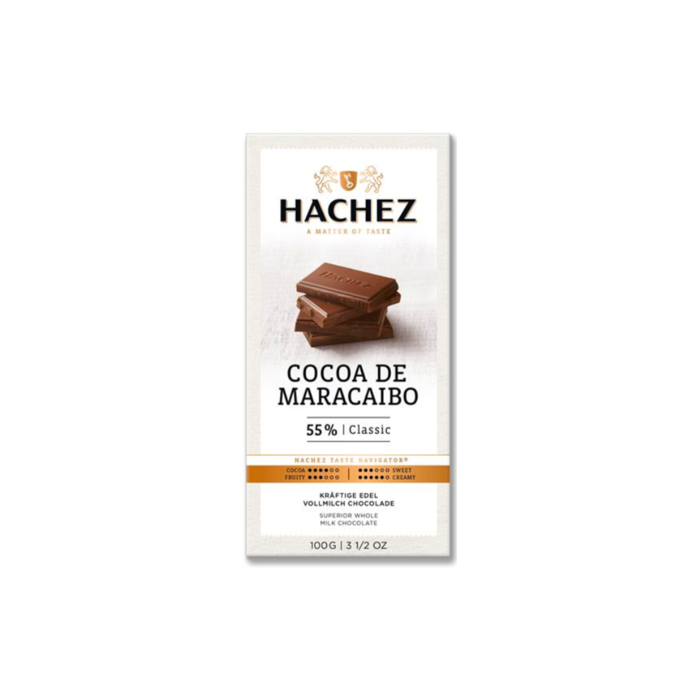 Hachez Cocoa de Maracaibo Chocolate Bar