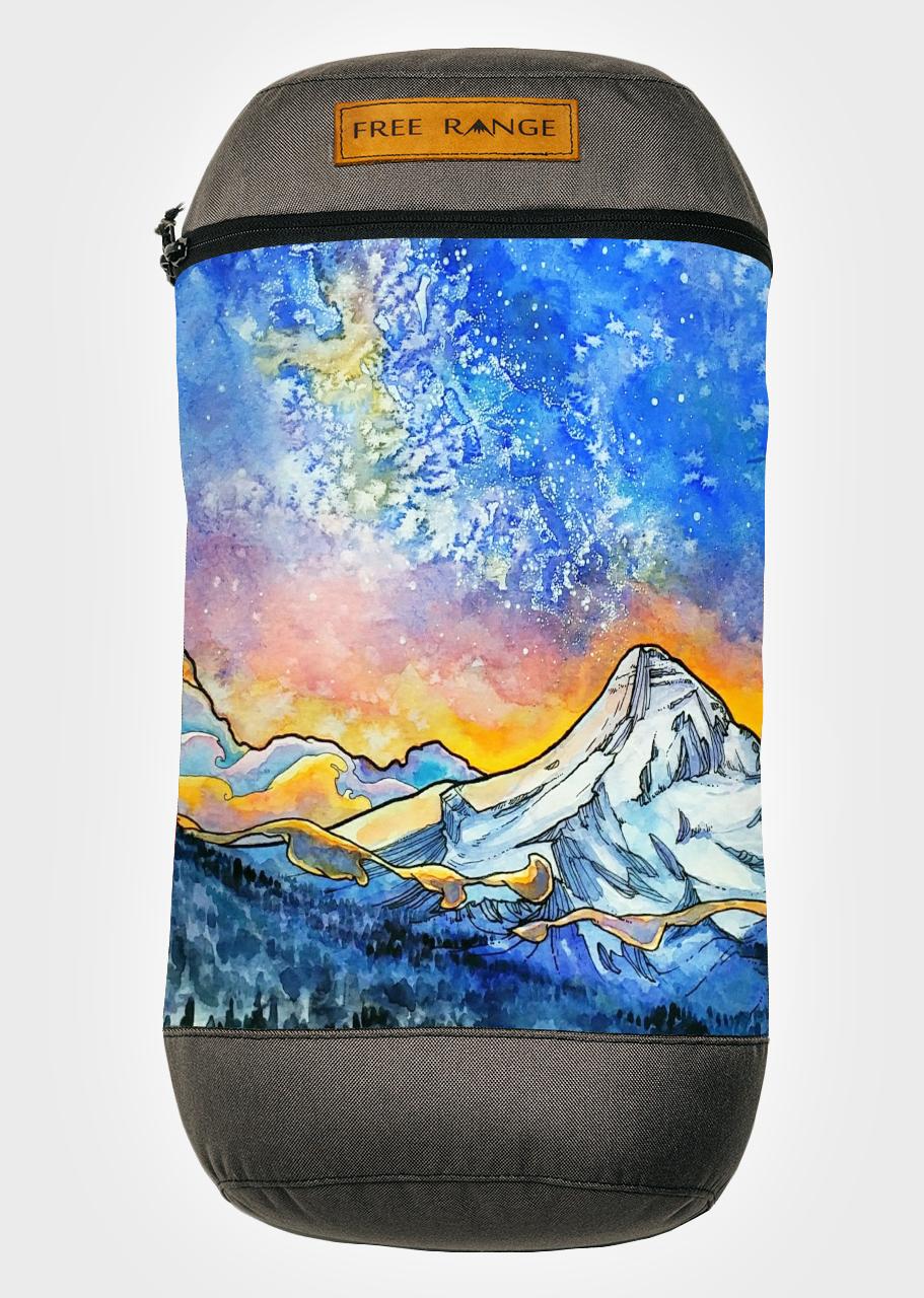 Mt Hood Alpen Glow - $149