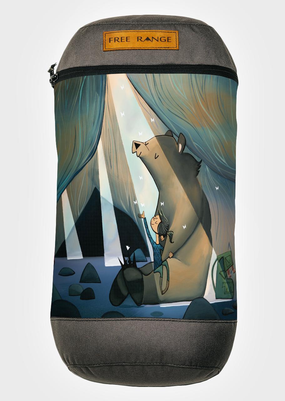 Girl Bear Skylight Cave - $149