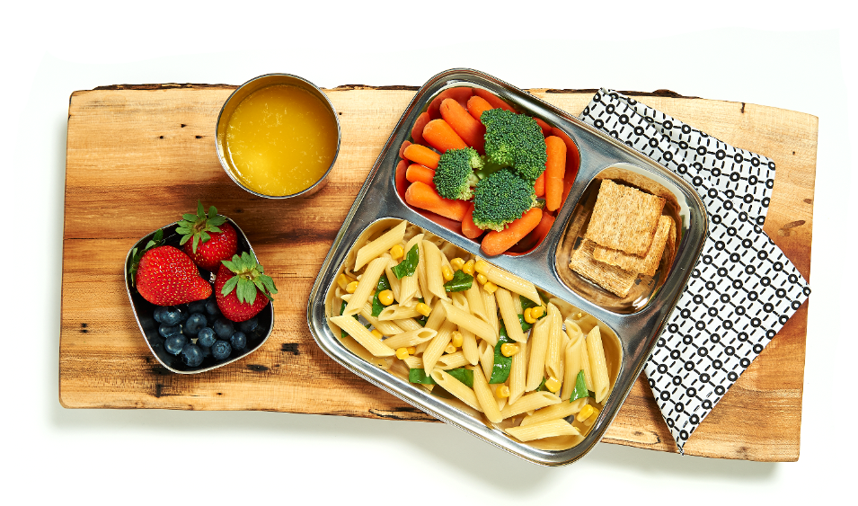 No more plastic!  Use Keep Leaf stainless steel dishware at home, for a picnic and other outings.