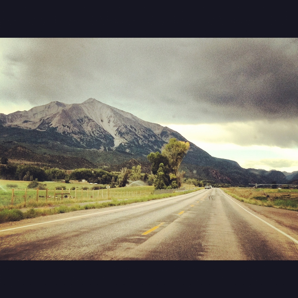 Mount Sopris- Carbondale, CO