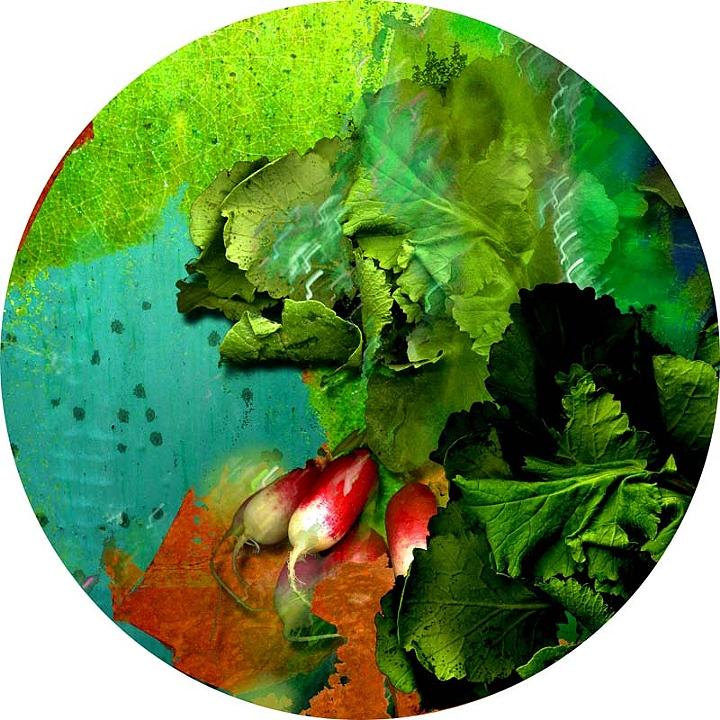 "IV from the ""dot dot dot"" Series, 2010"