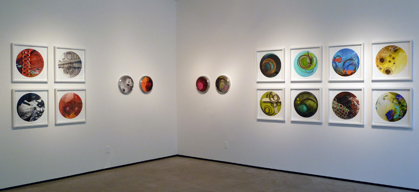 dot dot dot Installation View, Moody Gallery, Houston, TX 2010