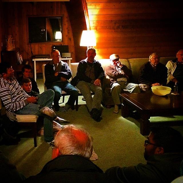 Gathering of the men #eschatology #morethanmeetstheeye
