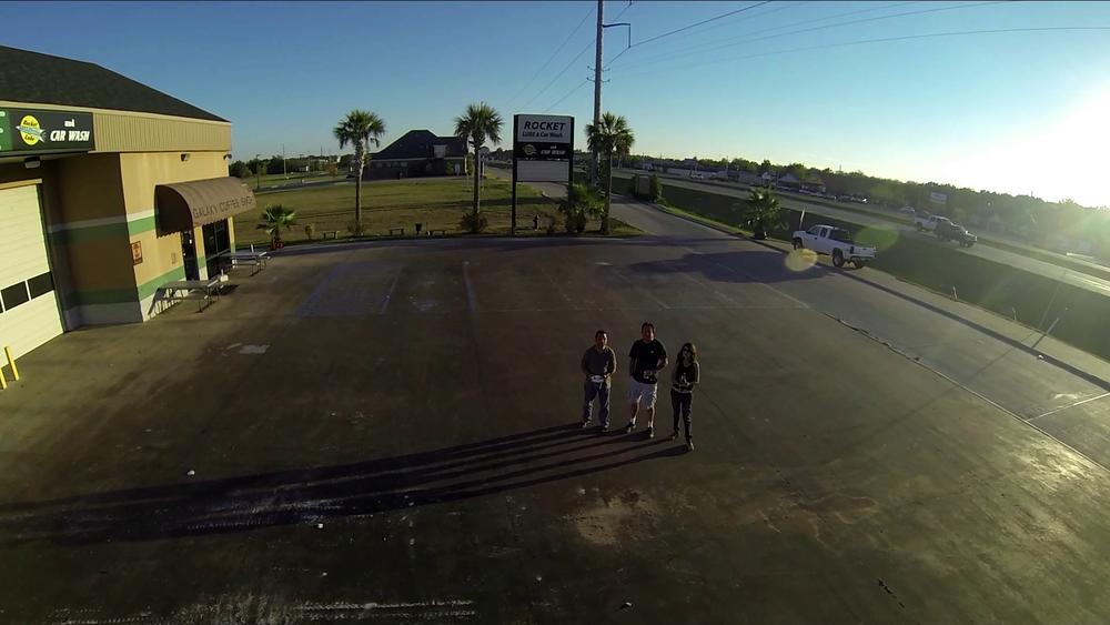 Screen capture of 1080P video shot on my GoPro Hero 3 Black.