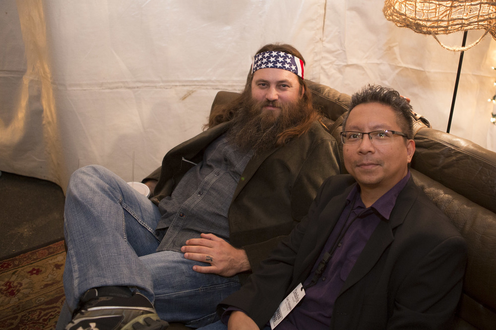 Willie Robertson & Me