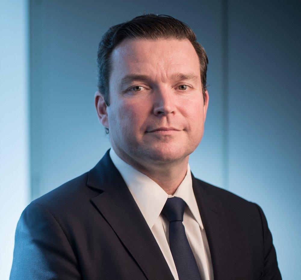 Justin Greiner - Board Chairperson