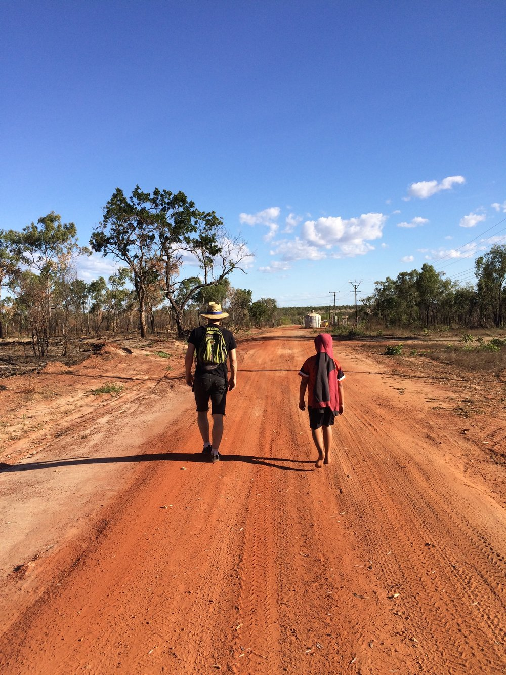 Walking Together in Borroloola