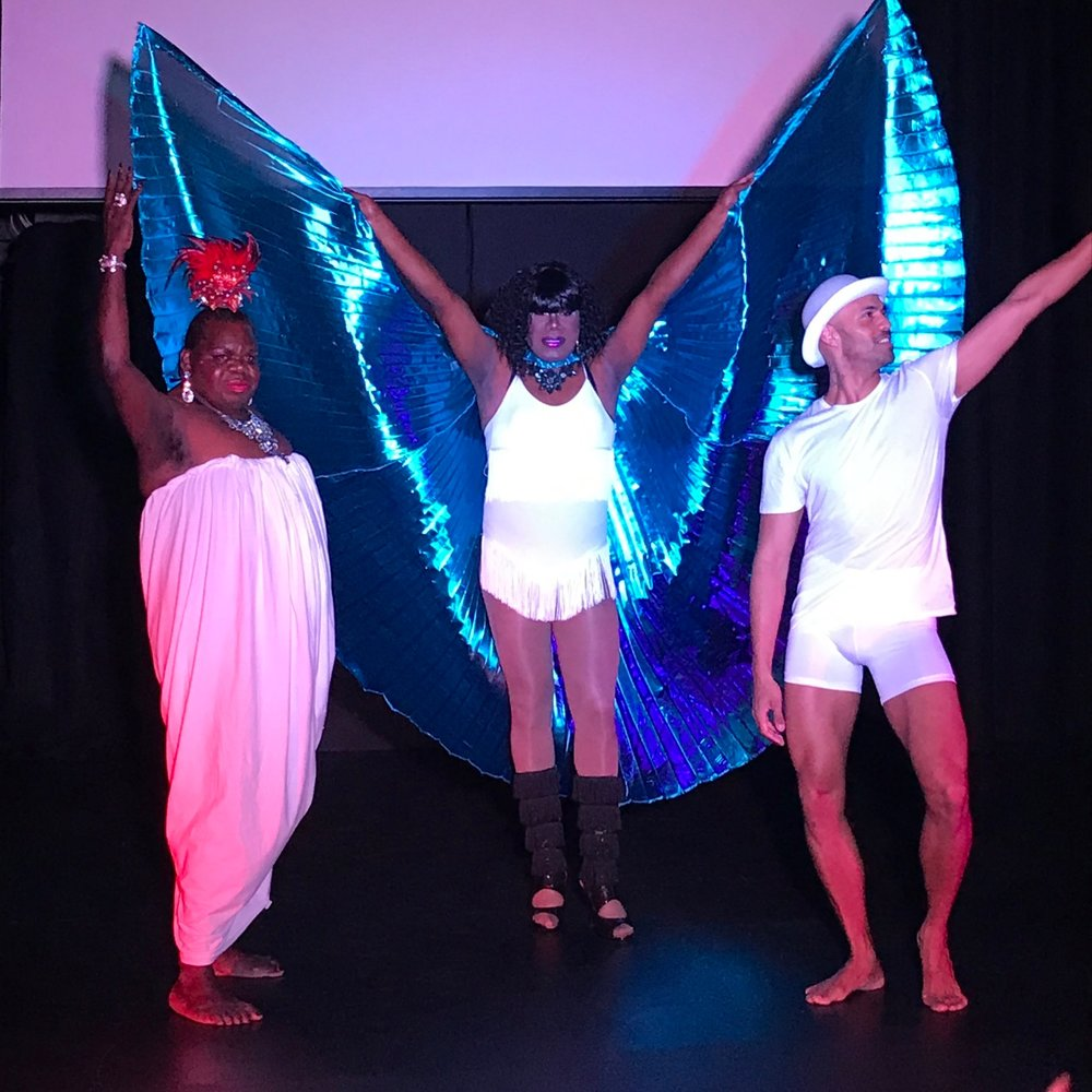 QUEER BLACK CABARET - Ben Graetz will undertake initial creative developments for a new queer black cabaret working with Aboriginal Queer artists from across Australia to create a finished work for presentation in 2020.