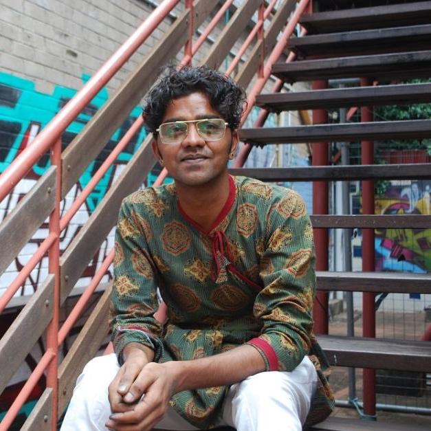 Raju Rathi - Pushkar, India