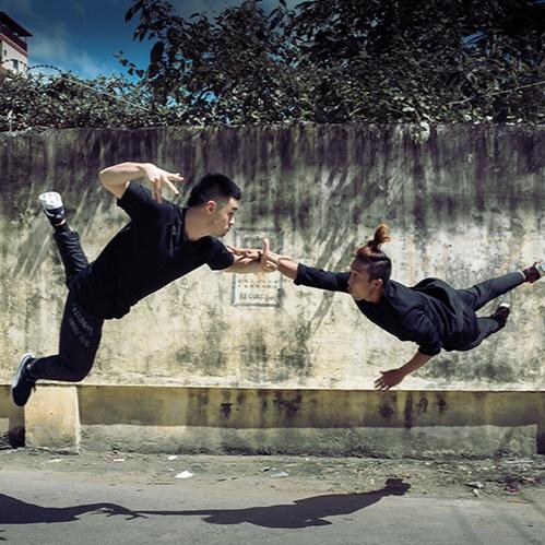 Nick Power and Erak Mith - Gadigal/Sydney and Phnom Penh, Cambodia