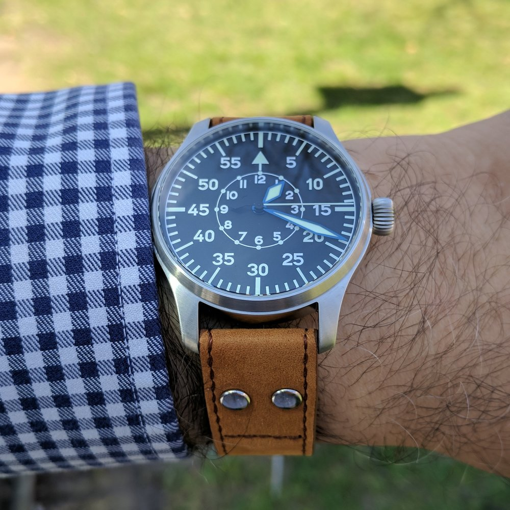 Stowa flieger on my wrist 2.jpg