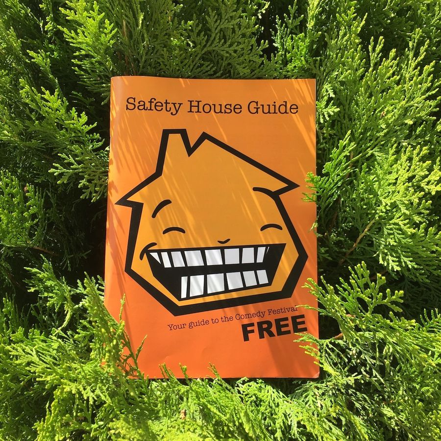 Lisa-Skye's Safety House Guide for the Melbourne International Comedy Festival