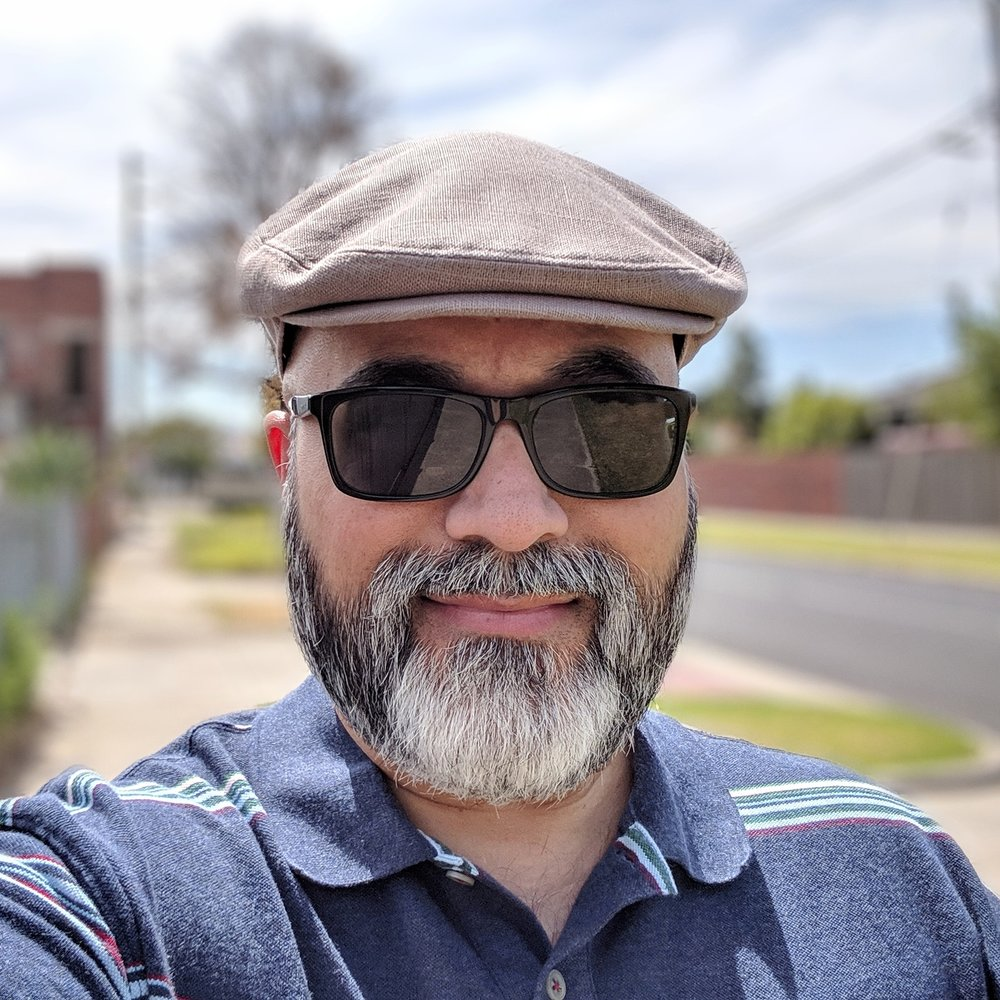 Sunny Friday in Melbourne, and casual day at work.