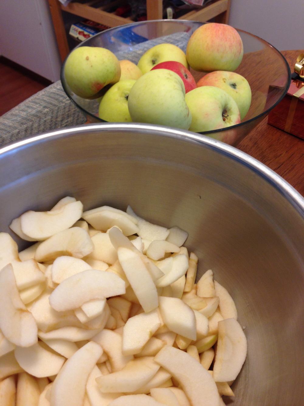 So Many Apples