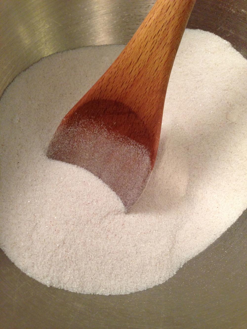 The Sugar Mix