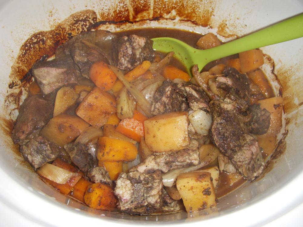 Slowcooker Beef Stew