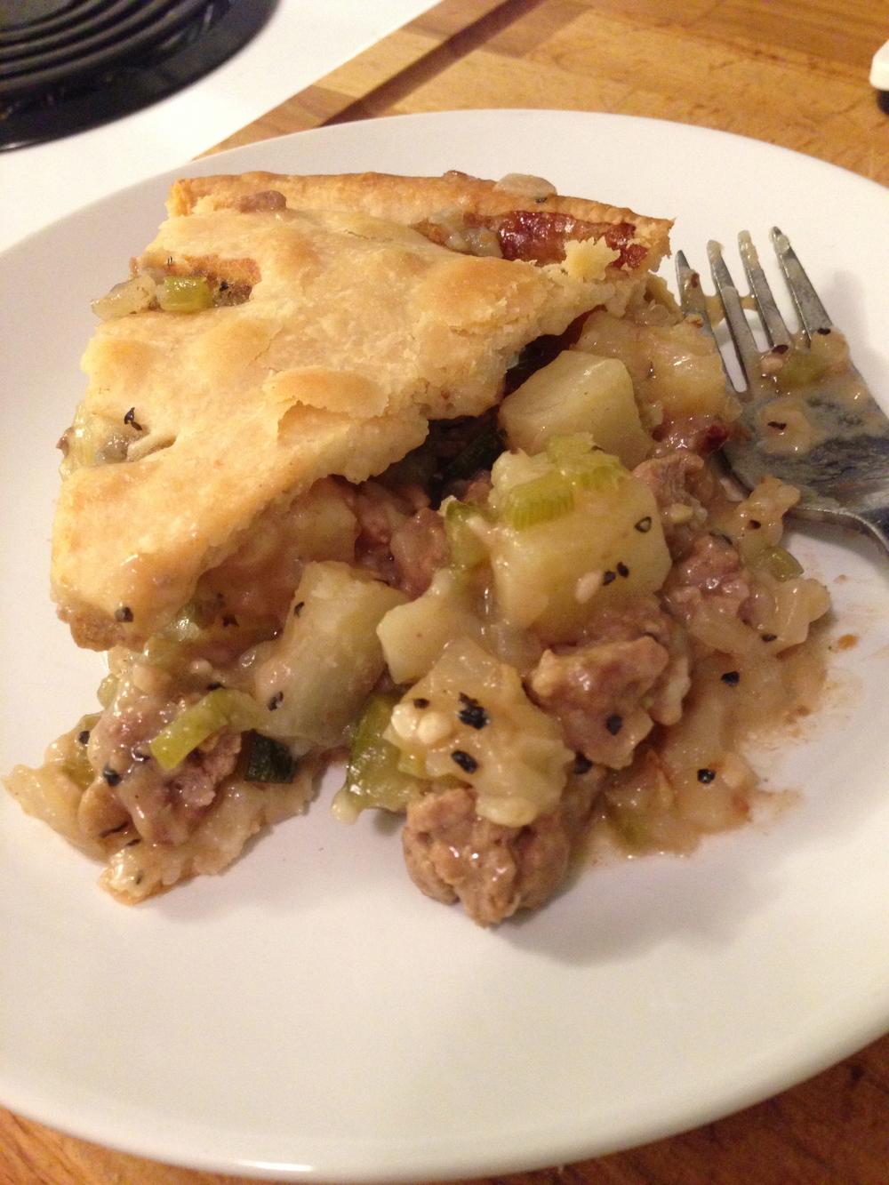 Mmmmm Pie.