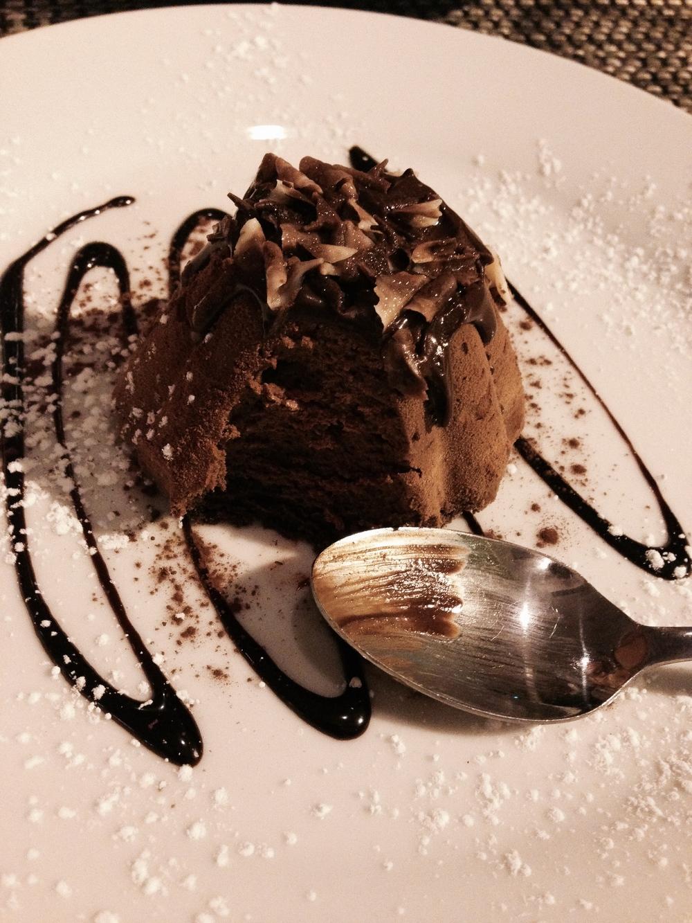 Dessert on Dupont Circle