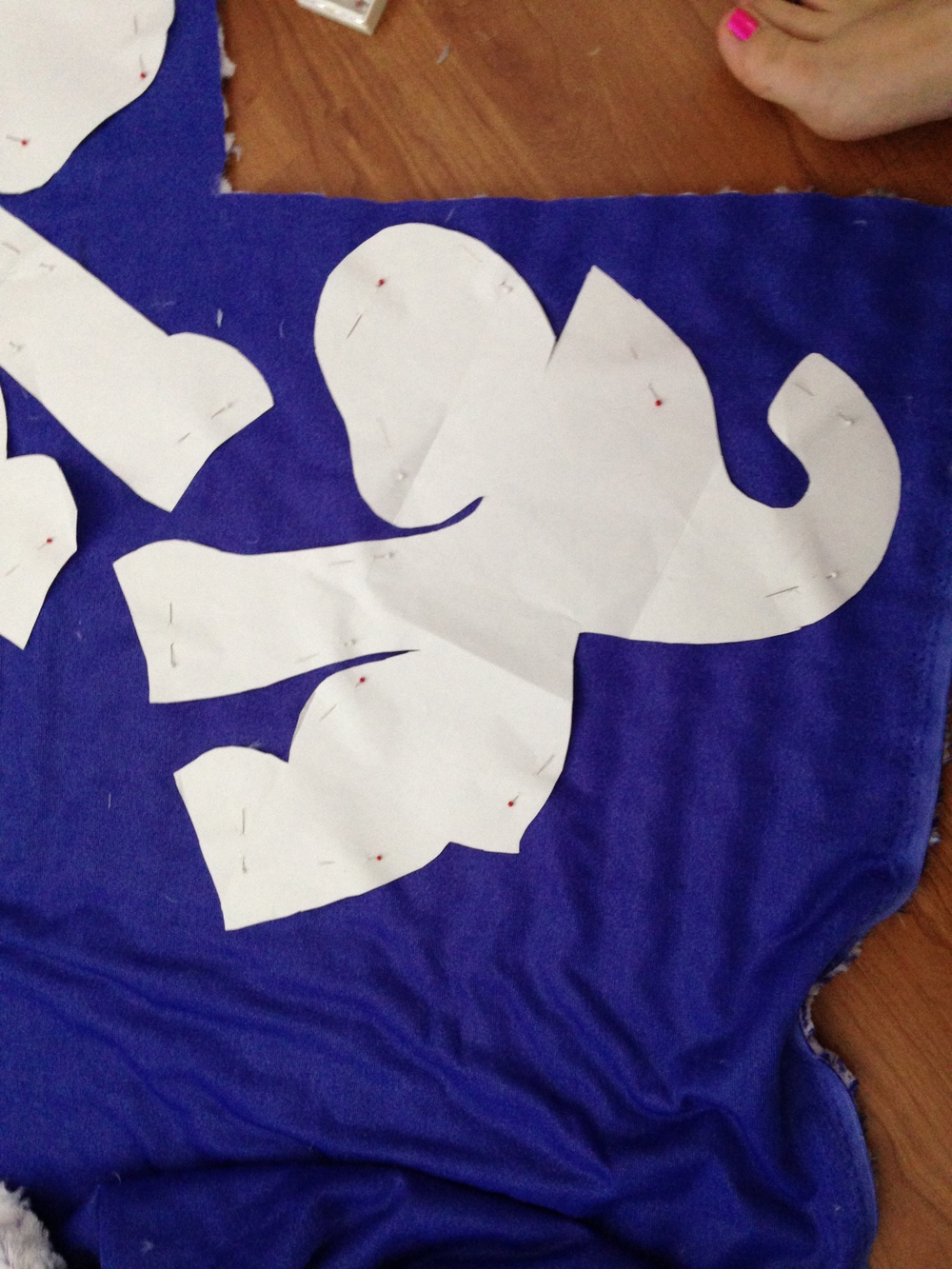 Cutting out the Elephant