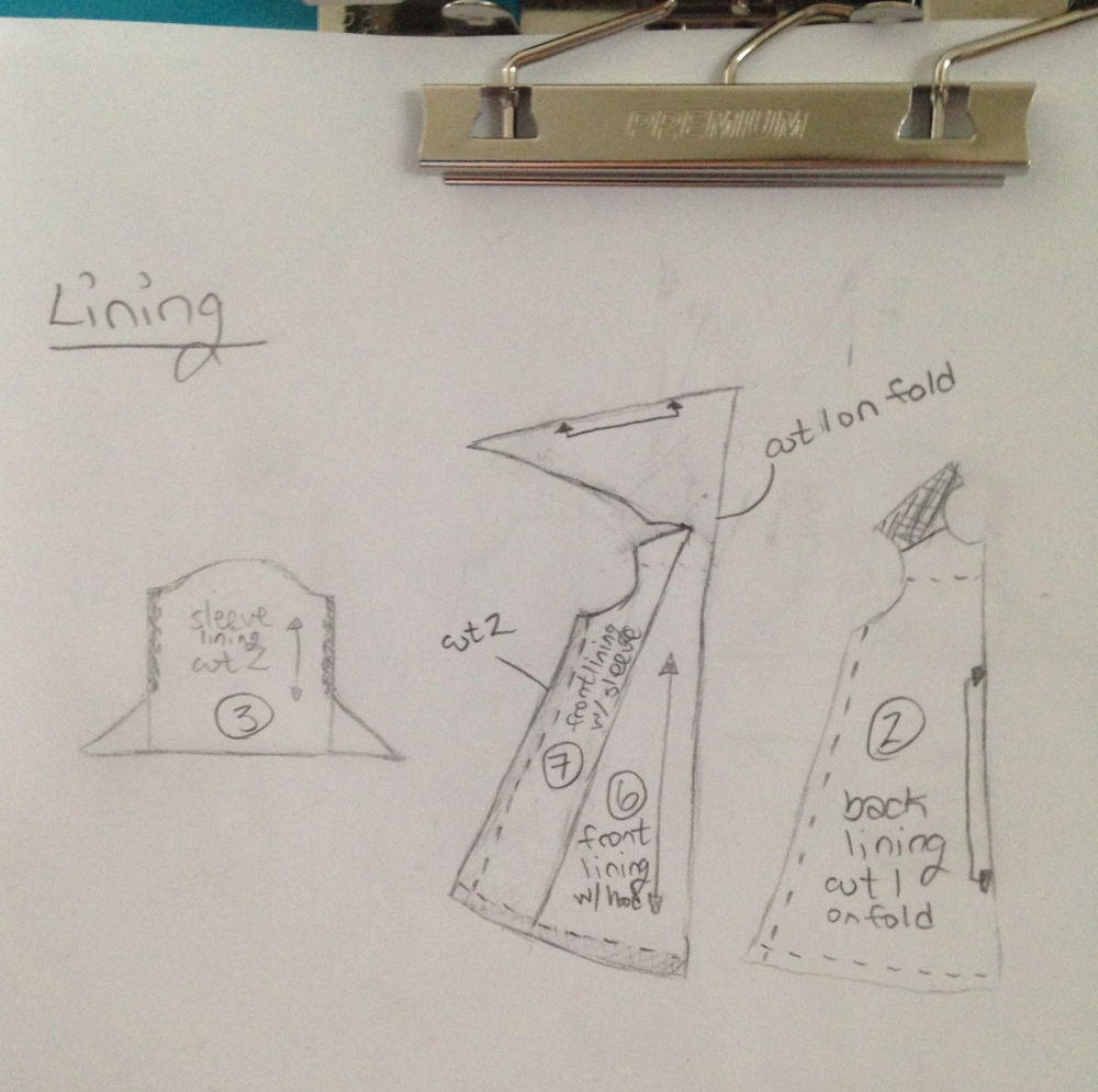 Lining Design