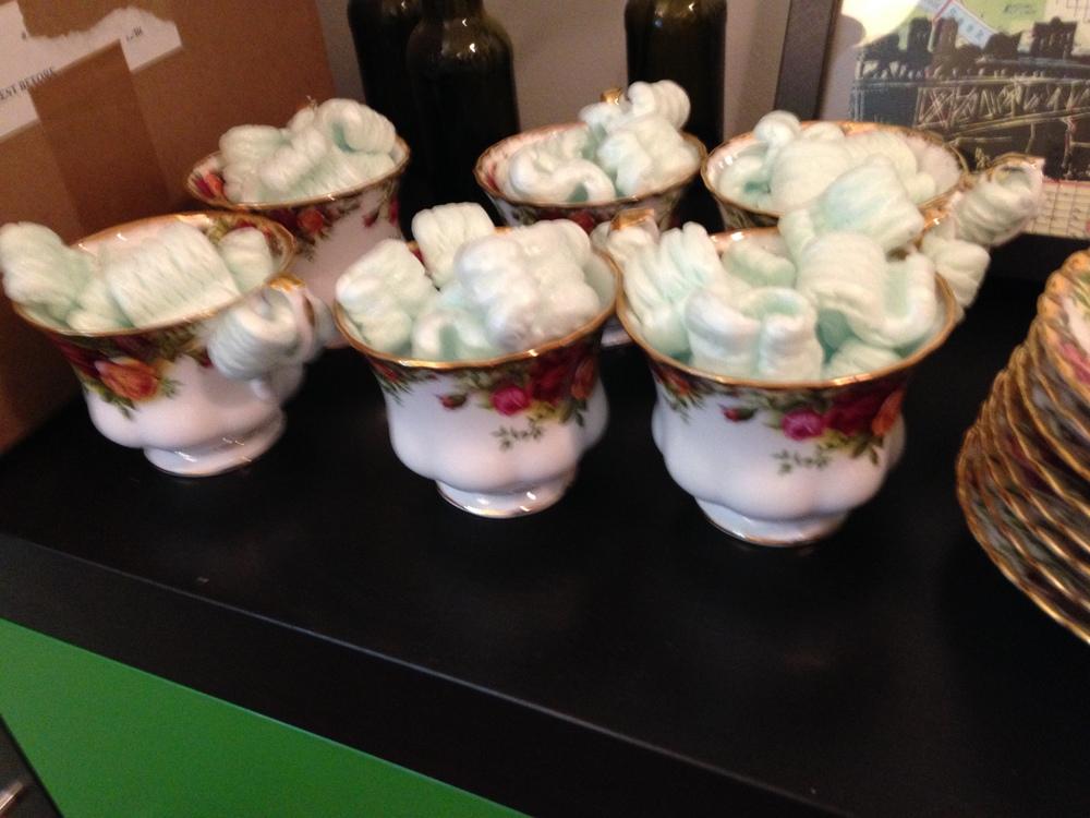 Cups Ahoy!
