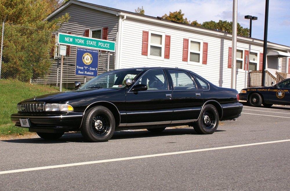 1996 Chevrolet Caprice State Police Car Northeast Sportscar