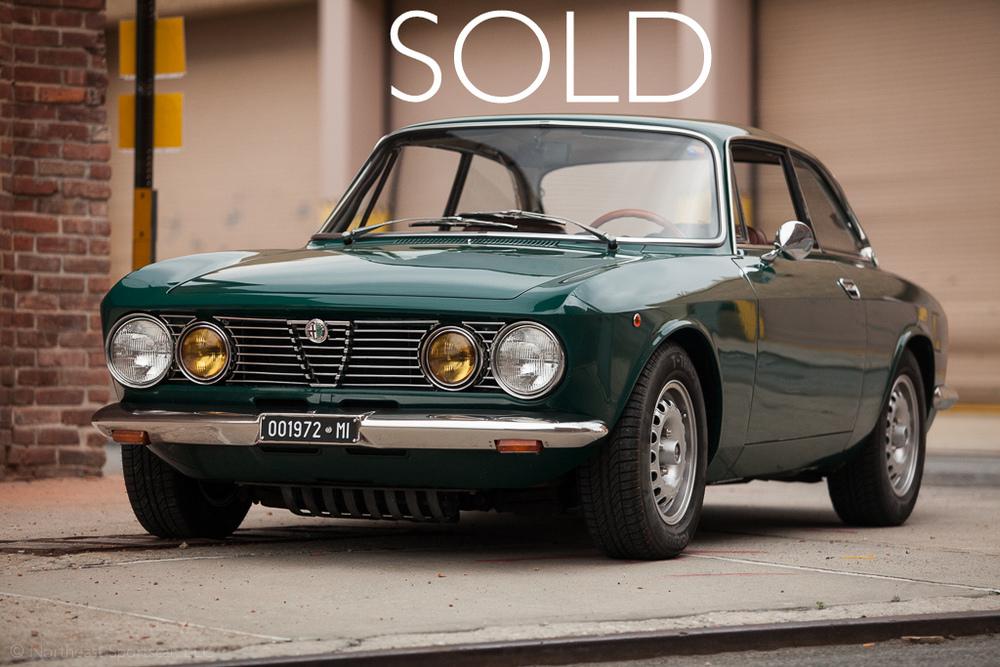 72 ALFA ROMEO GTV