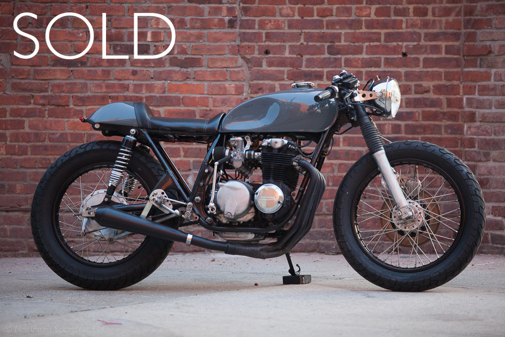 honda cb550 cafe racer kott motorcycles