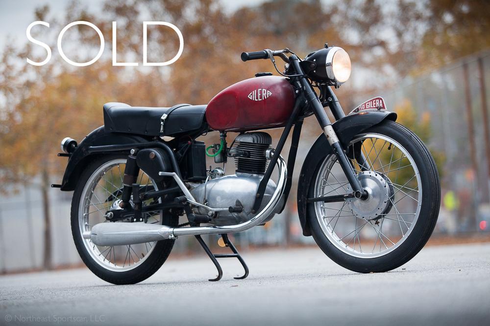 1955 Gilera 150