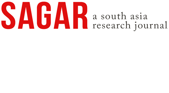SAGAR: A South Asia Research Journal