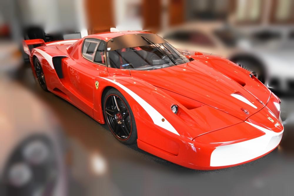 Ferrari FXX Evoluzione II