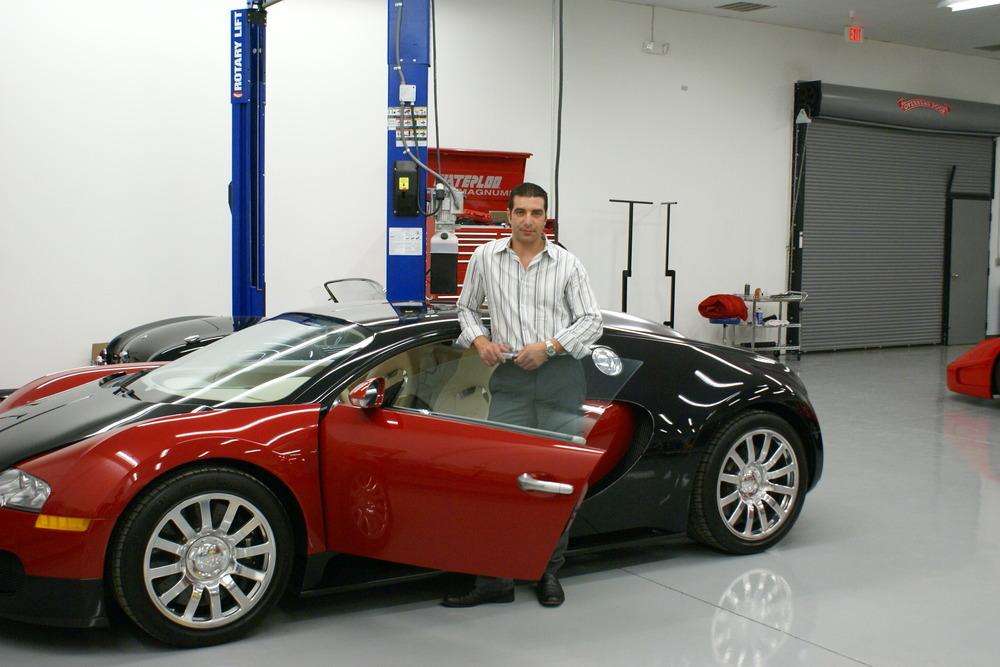 2008 Bugatti Veyron EB16/4