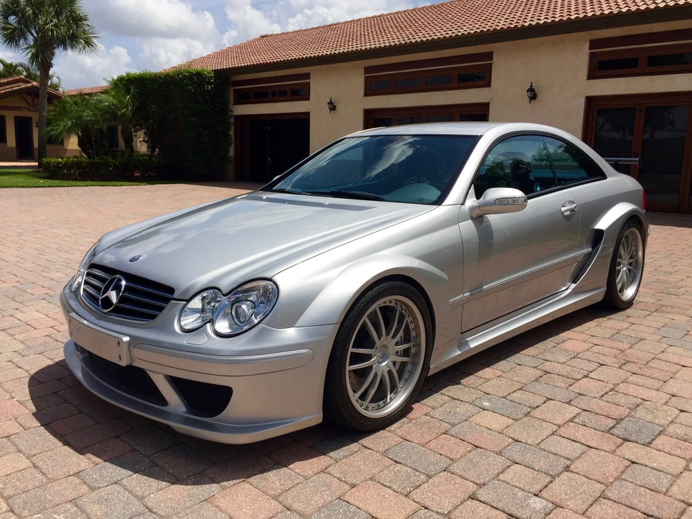2005 Mercedes-Benz CLK DTM - SOLD -