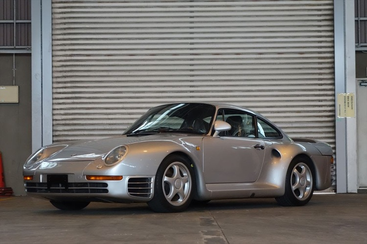 1988 Porsche 959 Komfort -  SOLD  -
