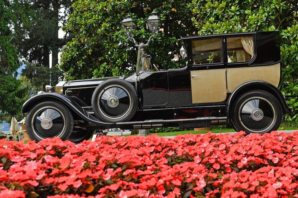 1926 Rolls-Royce Phantom I Brougham de Ville