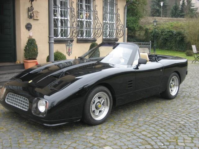 1969 Ferrari 365 GT NART Spider