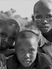 Young Heroes of Swaziland, photo Gary Irving