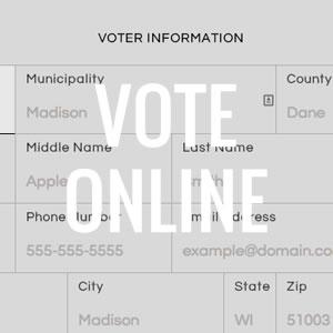Vote (Mostly) Online